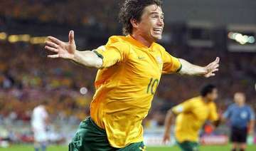 australian footballer harry kewell to announce...
