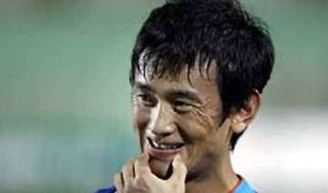 baichung bhutia takes over as chief coach of...