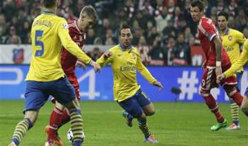 bayern draws with arsenal to reach cl quarters -...