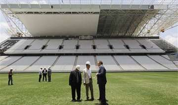 brazil has 100 days to get ready for world cup -...