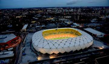 brazil inaugurates another world cup stadium -...