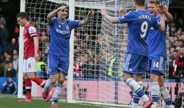 chelsea routs arsenal 6 0 in wenger s 1 000th...