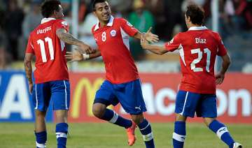 chile defeats bolivia 2 0 in world cup qualifying...