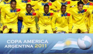 copa america off to a cold start - India TV