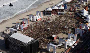 copacabana to host fan fest during 2014 world cup...