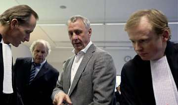 cruyff in court over van gaal s ajax appointment...