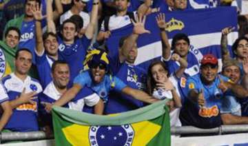 cruzeiro and botafogo stay ahead in brazil -...