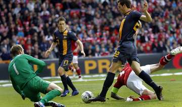 denmark beats australia in euro 2012 warmup game...