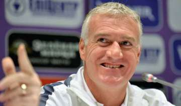 deschamps to name preliminary 30 man wcup squad -...