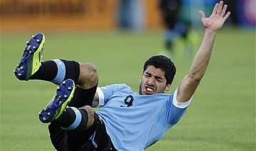 doctor luis suarez will play in uruguay s world...