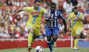 emirates cup porto recovers to beat napoli -...