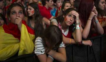 fifa world cup how 2 0 loss to chile stunned...