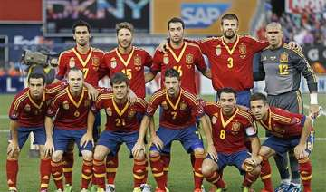 fifa world cup spain tops the rankings brazil...