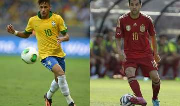 fifa world cup spain brazil favourites argentina...