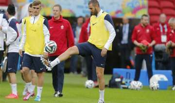 fifa world cup france ready to take on honduras -...