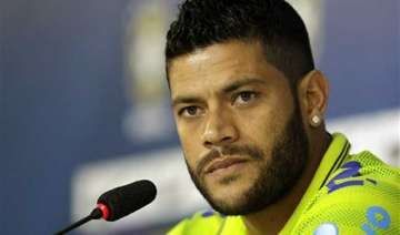fifa world cup brazil without hulk for match...