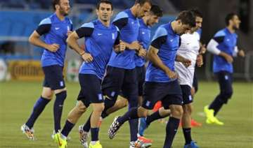fifa world cup greece players say goals will come...