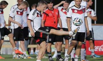 fifa world cup germany looking to avoid 2nd game...