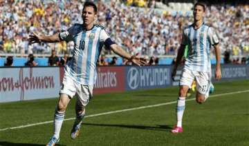 fifa world cup messi gives argentina 1 0 cup win...