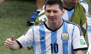 fifa world cup we must improve says messi - India...