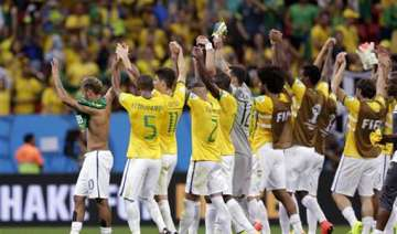 fifa world cup convincing win gives brazil boost...