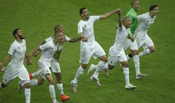 fifa world cup algeria seeks first ever place in...