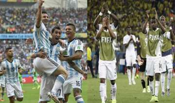 fifa world cup group toppers argentina france...