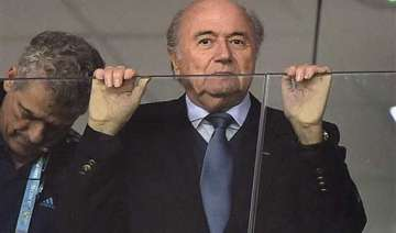 fifa world cup blatter suarez bite not fair keeps...