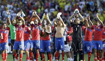 fifa world cup costa ricans downplay favored...