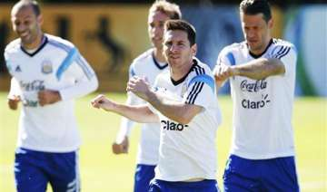 fifa world cup messi s argentina look to peak...