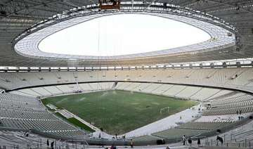 fans vandalize world cup stadium in brazil -...
