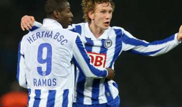 hertha berlin abandons battle against relegation...