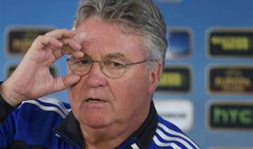 hiddink appointed new netherlands coach - India TV