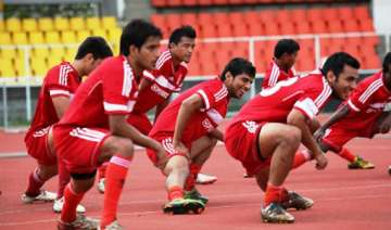 i league pune fc ready for their first match at...