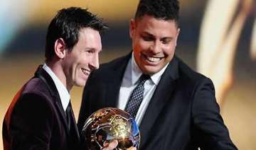 i would love messi to play for brazil ronaldo -...