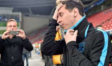 lionel messi to undergo tests for kidney problems...