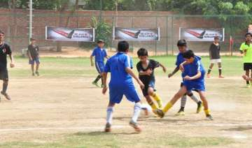 delhi dynamos select 20 children for grassroot...