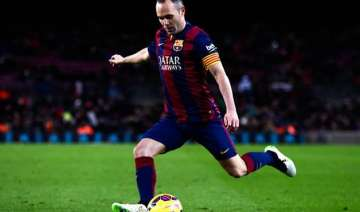barcelona elect andres iniesta as captain - India...