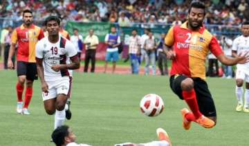 confident bengaluru fc take on mohun bagan in...