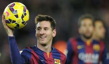 messi is the best footballer of all time...