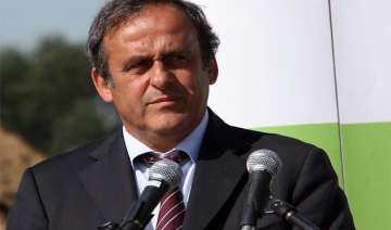 michel platini fifa led by blatter will always...