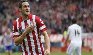 koke commits future to atletico madrid - India TV