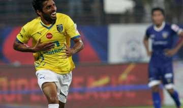 isl kerala shock chennai 3 0 in semifinals first...