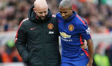 ashley young suffers hamstring injury - India TV