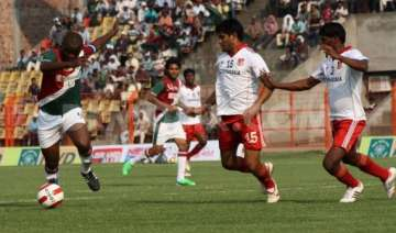 federation cup pune hold mohun bagan to 1 1 draw...