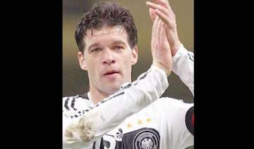 ballack out of germany team - India TV