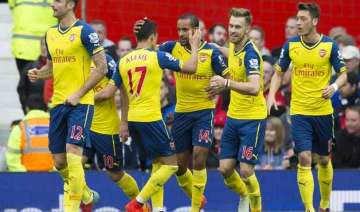 arsenal relies on late own goal to draw 1 1 at...