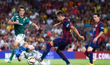 barca rout elche 6 0 in la liga - India TV
