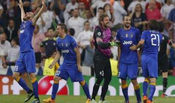 juventus draws 1 1 with real madrid to reach cl...