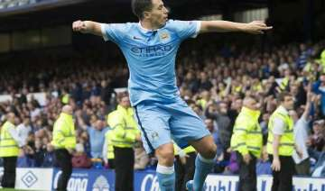 manchester city beats everton 2 0 for 3rd...